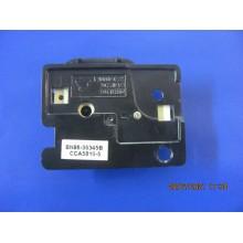 SAMSUNG UN48JU6800FXZC P/N: BN96-35345B PUSH BUTTON POWER VERSION: TH01