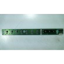 TOSHIBA: 44HM85. P/N: 6870VS1916A. KEY CONTROLLER
