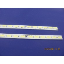 SHARP LCD-60LX540A P/N: CPCS MA01 V-0 + CPC MA01 94V0 LEDS STRIP BACKLIGHT (KIT NEW)