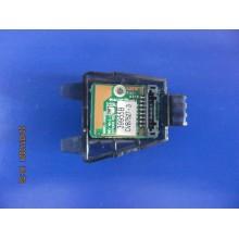 SAMSUNG UN55MU6500FXZC P/N: CVB7527-3 IR SENSOR BOARD VERSION: AA02