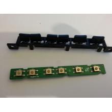 SAMSUNG: LN-T4042H. P/N: BN41-00709A. KEY CONTROLLER