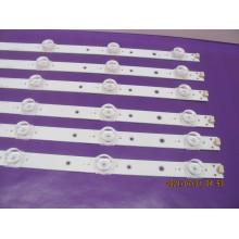 TCL 65S423 P/N: TCL_65D6_6X8_303_LX20200805_VER.3 LEDS STRIP BACKLIGHT (KIT NEW)