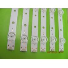 TCL 65S425 65S425-CA P/N: TCL_65D6_6X8_303_LX20200805_VER.3 LEDS STRIP BACKLIGHT (KIT NEW)