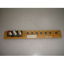 TOSHIBA: 40RV525U. P/N: VTV-K3707. KEY CONTROLLER