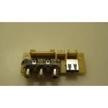 LG: 32LB4DS-UA. P/N: EAX36335901. AV BOARD