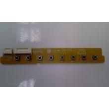 LG: 50PC5D. P/N: EAX39211101 (0). KEY CONTROLLER