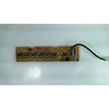 WESTINGHOUSE: LTV-46W1 HD. P/N: LT37C-1. KEY CONTROLLER