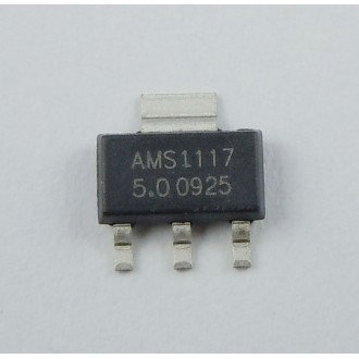 AMS1117 LM1117 5V 1A SOT-223 Voltage Regulator