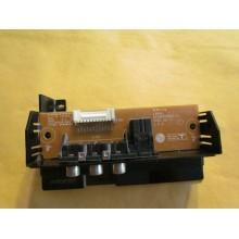 LG: 37LC50C-UA. P/N: EAX36079601(4). AV SIDE INPUT BOARD