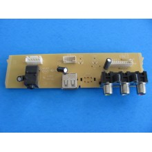 RCA:L40HD33D. P/N: 40-00S86A-SID1XG. INTERFACE BOARD