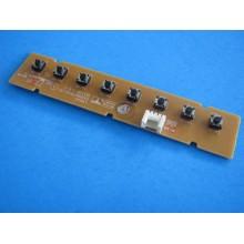 LG: 37LC50C-UA. P/N: EAX3607910(0). KEY CONTROLLER BOARD