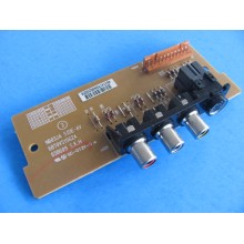LG: RU-44SZ63D. P/N: 6870VS1562A. AV BOARD