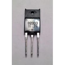 2SD2333 TRANSISTOR POWER AMPLIF. NPN