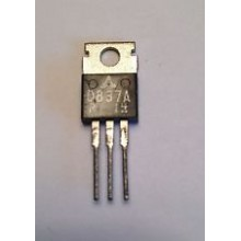 2SD837 TRANSISTOR POWER DARLINGTON NPN
