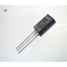 2SD667 TRANSISTOR FREQUENCY POWER AMPLIF. NPN