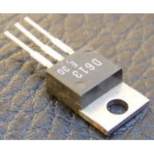 2SD613 TRANSISTOR AUDIO LOW FREQUENCY NPN