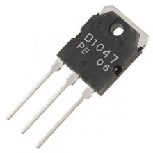 2SD1047 TRANSISTOR AUDIO POWER AMPLIF. NPN