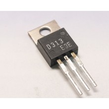 2SD313 TRANSISTOR LOW FREQUENCY AMPLIF. NPN