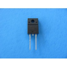 RFUS10TF4S DIODE FST REC 600V 10A TO220NFM3