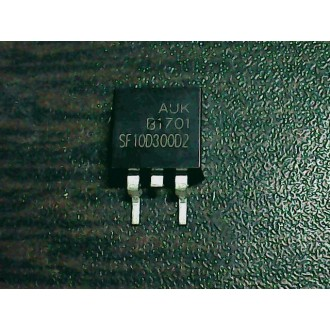 SF10D300D2: DIODE 300V, 10A ULTRAFAST DUAL RECTIFIERS