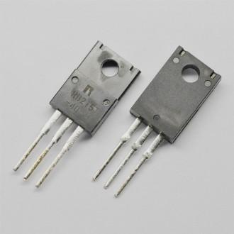 Schottky barrier diode RB215T-40