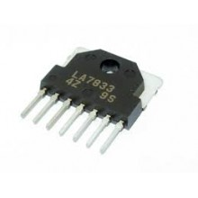 LA7833 IC FOR VERTICAL DEFLECTION OUTPUT