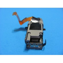 SONY: CAMERA VIDEO. DCR-HC20. P/N:A-7112-118-A/1-861-184-11. FP-831/X-3954-077-1. EYE CUP ASSY