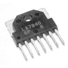 LA7840 IC VERTICAL DEFLECTION OUTPUT