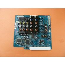 SONY: KF-42WE610. DLP TV AV INPUT BOARD. P/N: 1-689-370-11