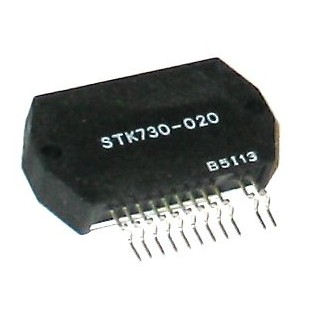 STK730-020 POWER SWITCH AMPLIF.