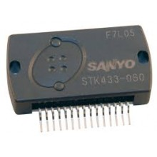 STK433-060 IC AUDIO POWER AMPLIF