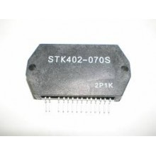 STK402-070S IC AUDIO POWER AMPLIF.