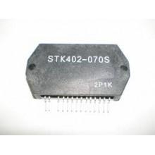 STK402-070S IC AUDIO POWER AMPLIF.