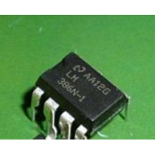LM386N-1 LM386N DIP LM386 Audio Power Amplifier IC