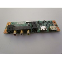 SAMSUNG: HP-T5054. P/N: BN41-00824B. HDMI INPUT BOARD