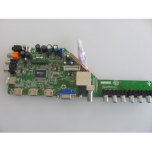 RCA: RLDED3258A-B. P/N: CV3393BH-B. MAIN BOARD