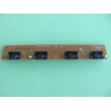 SHARP: LC-42D43U. P/N: RUNTKA274WJZZ. INVERTER BOARD