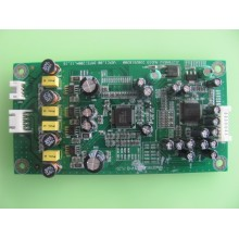 VIEWSONIC: N2750W. P/N: JC278A61U. AUDIO BOARD