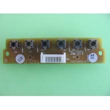 RCA: L32WD22. P/N: 715T2413-C. KEY CONTROLLER