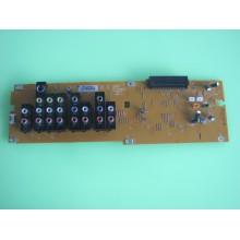 PANASONIC: PT-50LCX7K. P/N: LSJB3230-1. INPUT BOARD