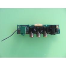 SONY: KDL-46V2500. P/N: 1-871-224-11. INPUT BOARD