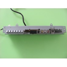 PANASONIC: TH-46PZ80U. P/N: TNPA4501. INPUT BUTTON BOARD