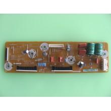 SAMSUNG: PN43F4500BF. P/N: LJ41-10361A. X-SUSTAIN BOARD
