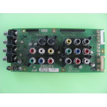 PHILIPS: 42PF7220A/37. P/N: 3104 313 60484. AV BOARD