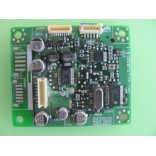 PANASONIC: PT-52LCX66-K. P/N: LSJB3210-1. INTERFACE BOARD