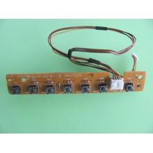 HITACHI: CMP410V2. P/N: VPD-K421. KEY CONTROLLER BOARD