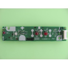 PANASONIC: PT-52LCX66-K. P/N: LSJB3201-2. INTERFACE BOARD