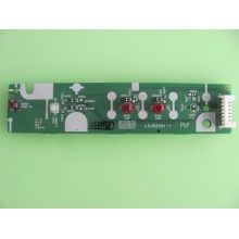 PANASONIC: PT-52LCX66-K. P/N: LSJB3201-1. INTERFACE BOARD
