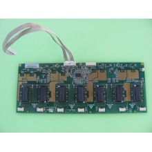 PRIMA: LC-27U26. P/N: 4H.V0708.001/E5. BACKLIGHT INVERTER BOARD