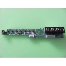 PANASONIC: PT-52LCX66-K. P/N: LSJB3200-1. KEY CONTROLLER BOARD